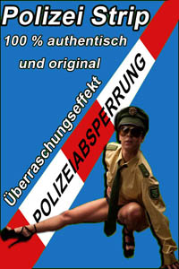 Polizei Strip