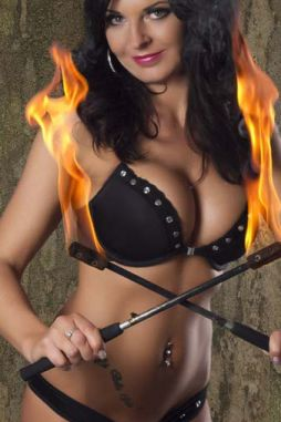 Strip Feuer Show
